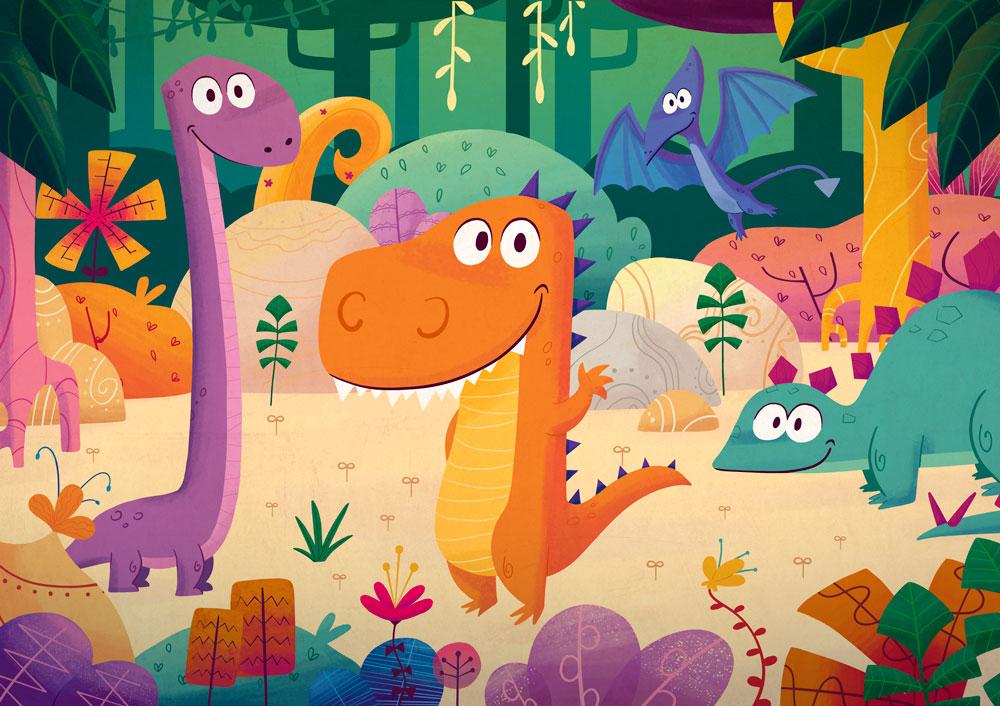 Puzzle-dinosauri-clementoni-alice-risi